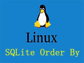 SQLite Order By